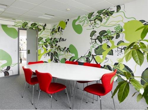 Creative-Office-Interior-Design-Photo-7-Green Interiors
