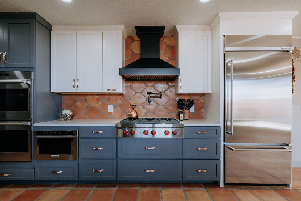 Southwestern Style Home Remodel