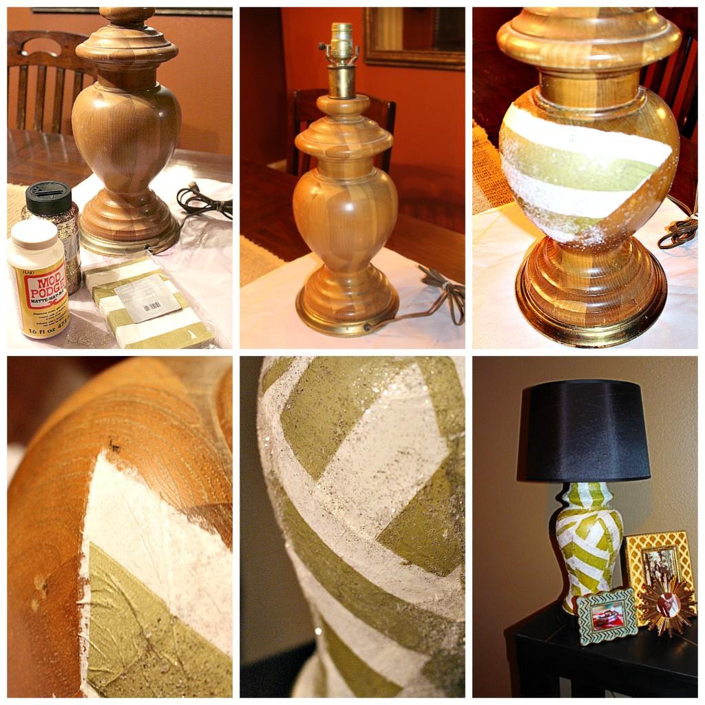 Lamp Steps