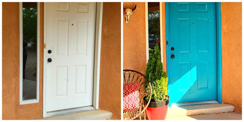 Southwest Door HGTV Home Sherwin Williams