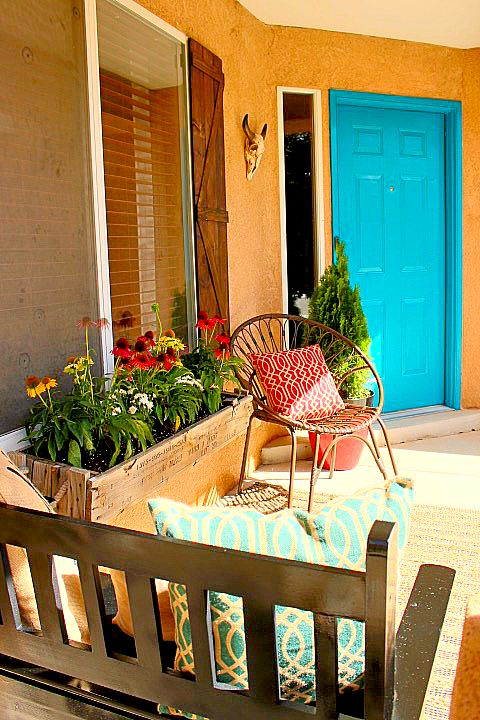 Southwest Outdoor- HGTV Home Sherwin Williams
