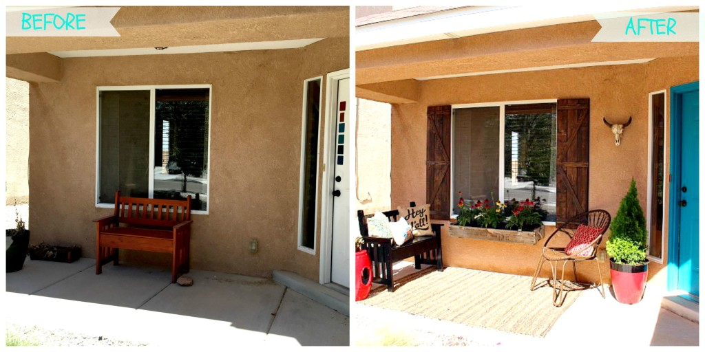 Outdoor Overhaul Reveal! Using HGTV Home by SHERWIN WILLIAMS