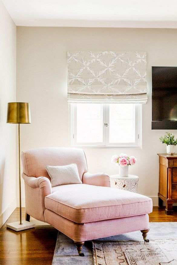 Pink Chaise
