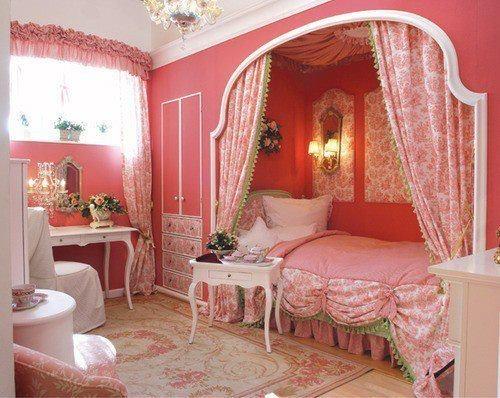 Girls Room Pink