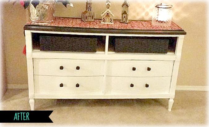 Craigslist Dresser After
