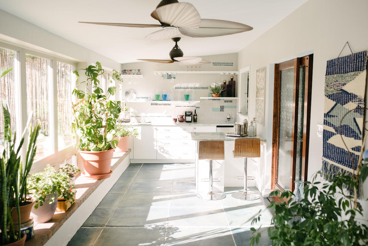 Whimsical Living Space Transformation
