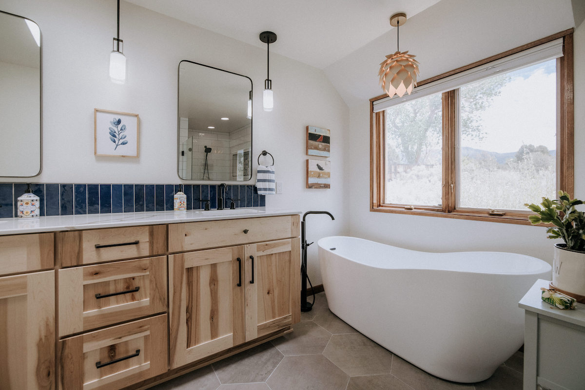 Completely Chic Bathroom Remodel