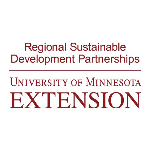 University of Minnesota Extension - Regional Sustainable Development Partnership