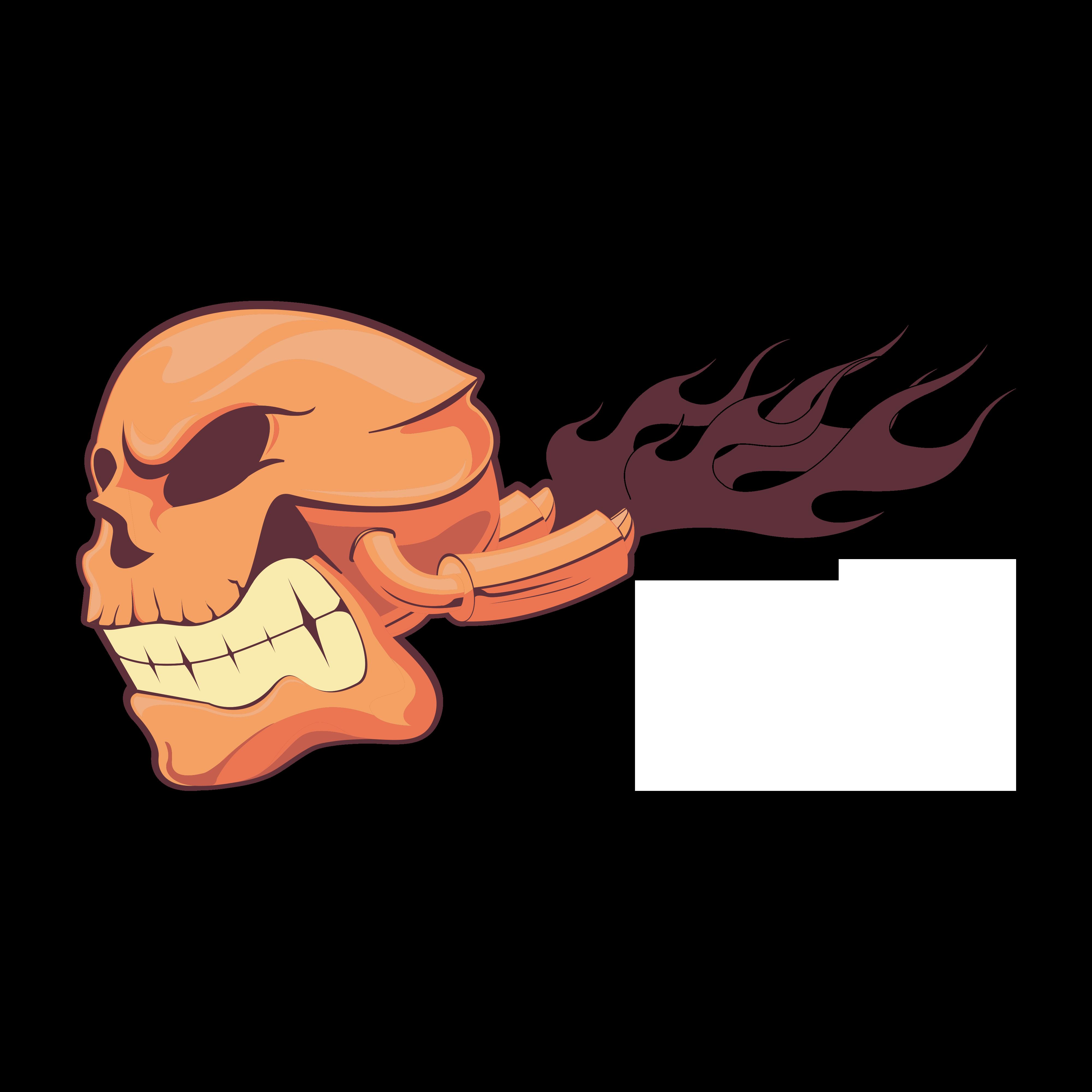 Skull Pipes