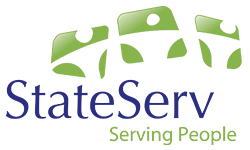Company logo of Stateserv, Cooleaf's employee engagement software customer