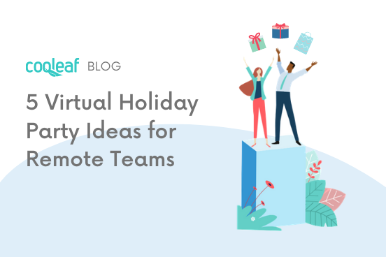 Virtual holiday party ideas for your remote team