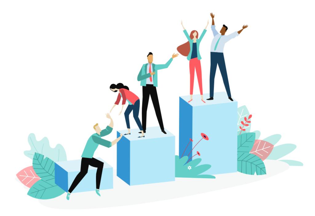 Virtual volunteering brings teams together