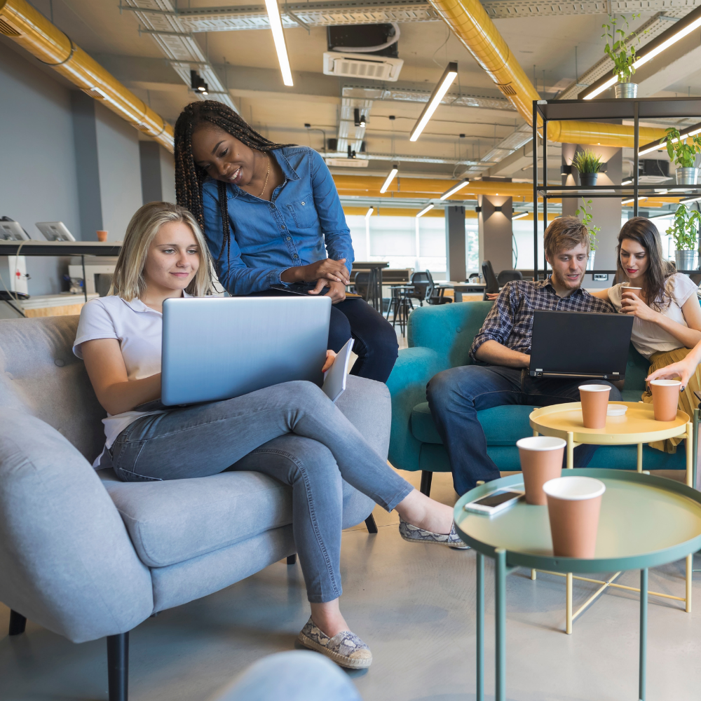 On-Demand Webinar: How to Design a Workplace Experience That Makes People Want To Stay