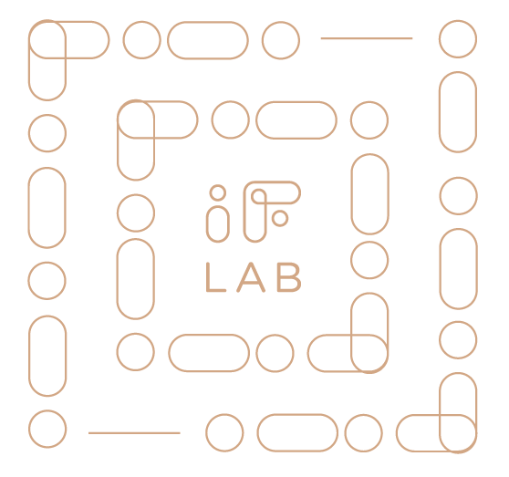 IF Lab Logo Pattern