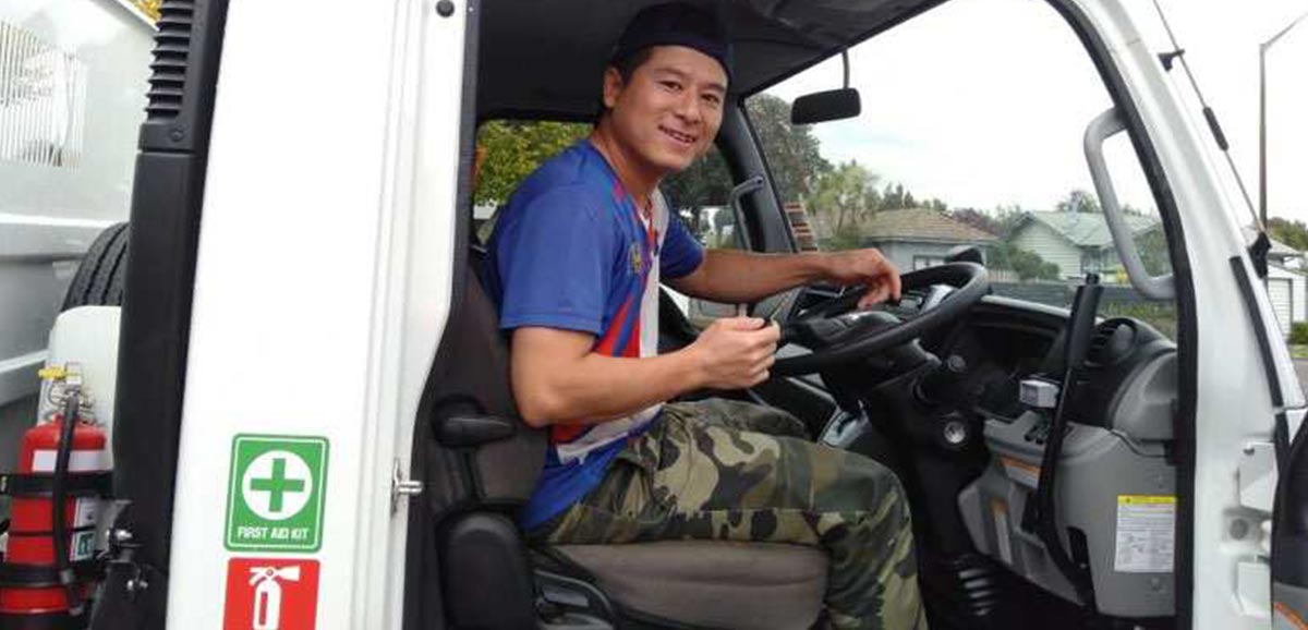 English for truck licence - English Language Partners