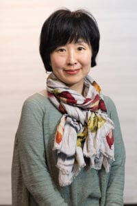 Joanne Lee of English Language Partners