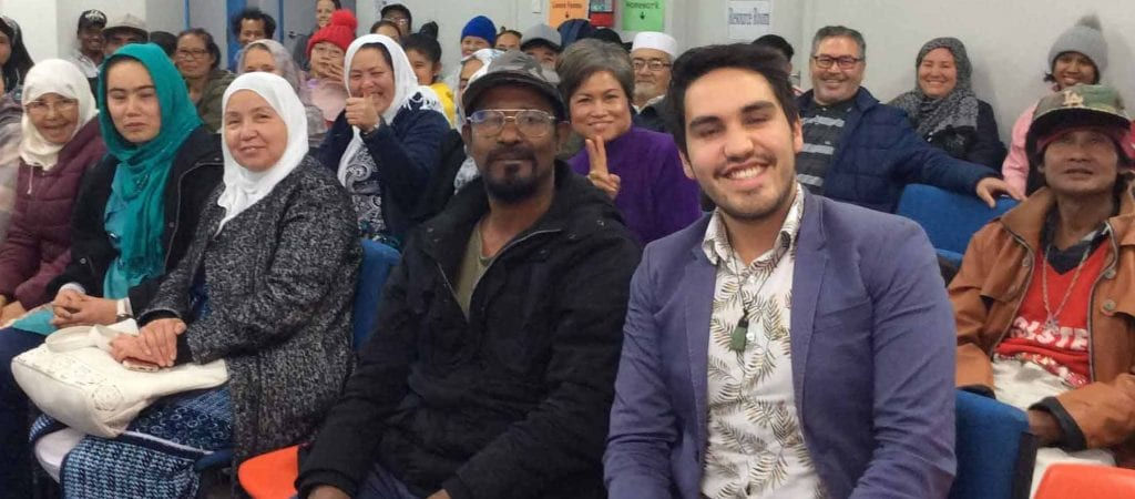 Adult ESOL learners at ELP Palmerston North centre