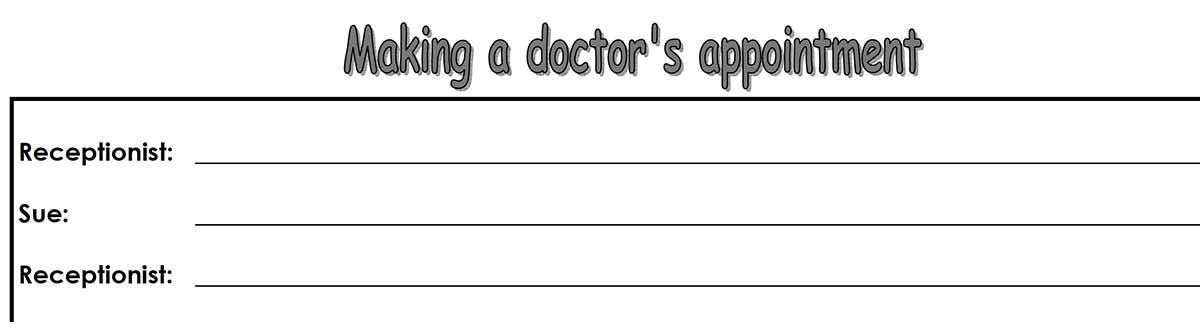 Healthcare unit worksheet