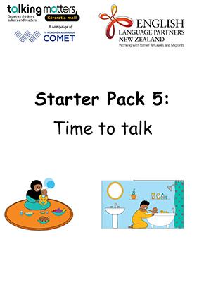 Talking Matters - Time to talk