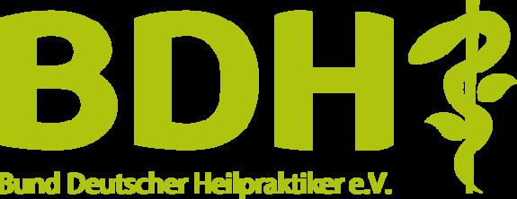 Praxis Gunsch Mitgliedschaft Bund Deutscher Heilpraktiker e.V.