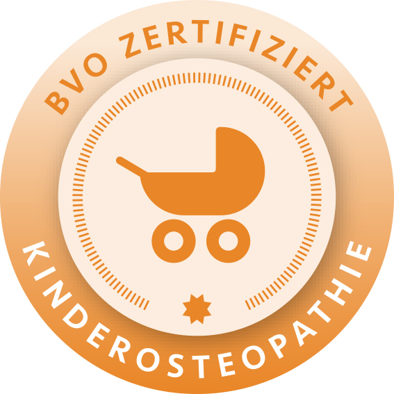 Praxis Gunsch Mitgliedschaft Bundesverband Osteopathie e.V. - zertifizierter Kinderosteopath