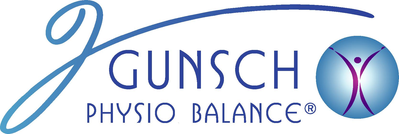 Logo Praxis Gunsch Physio Balance