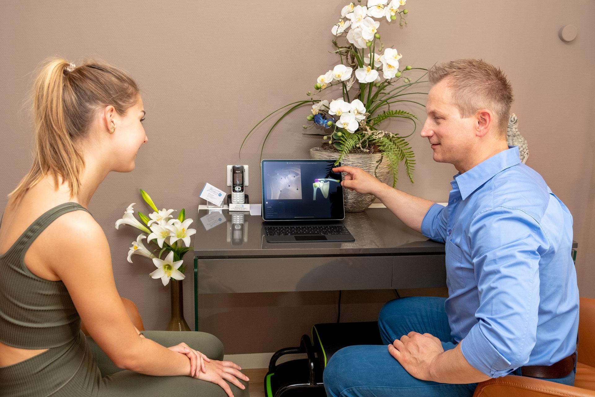 Praxis Gunsch - Beratung/Diagnose