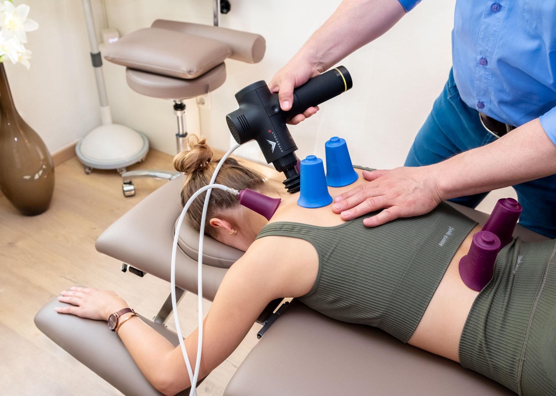 Praxis Gunsch - Therapieangebot Schmerztherapie