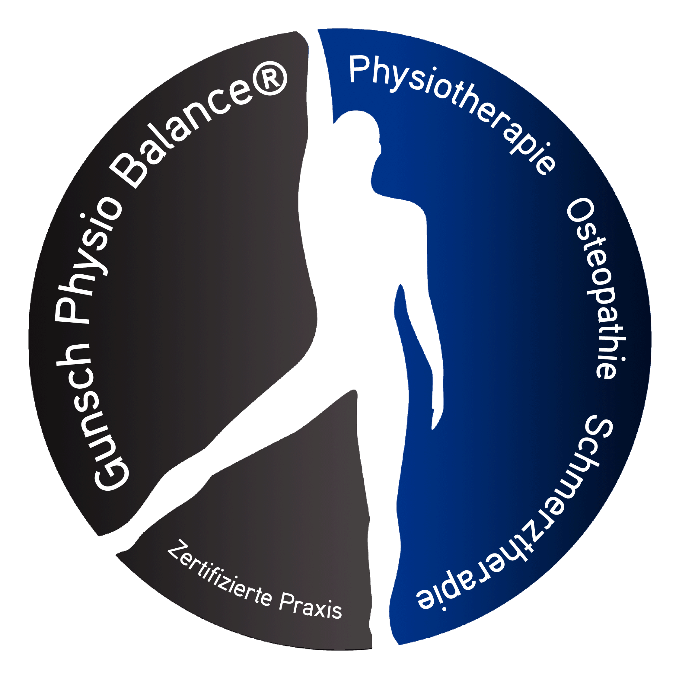 Praxis Gunsch - Quadrat Logo