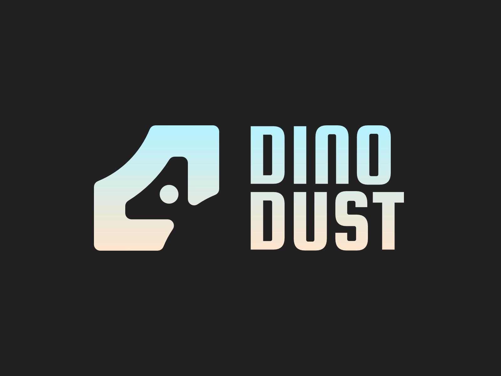 Dinodust logo