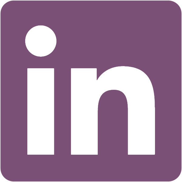 Logo LK violet