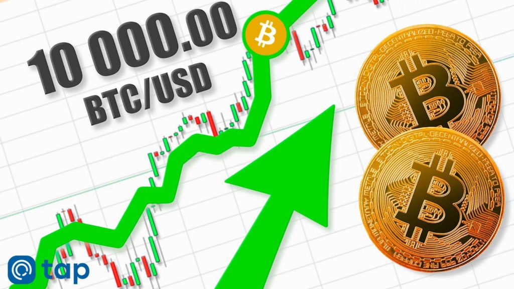 Bitcoin on a bull run