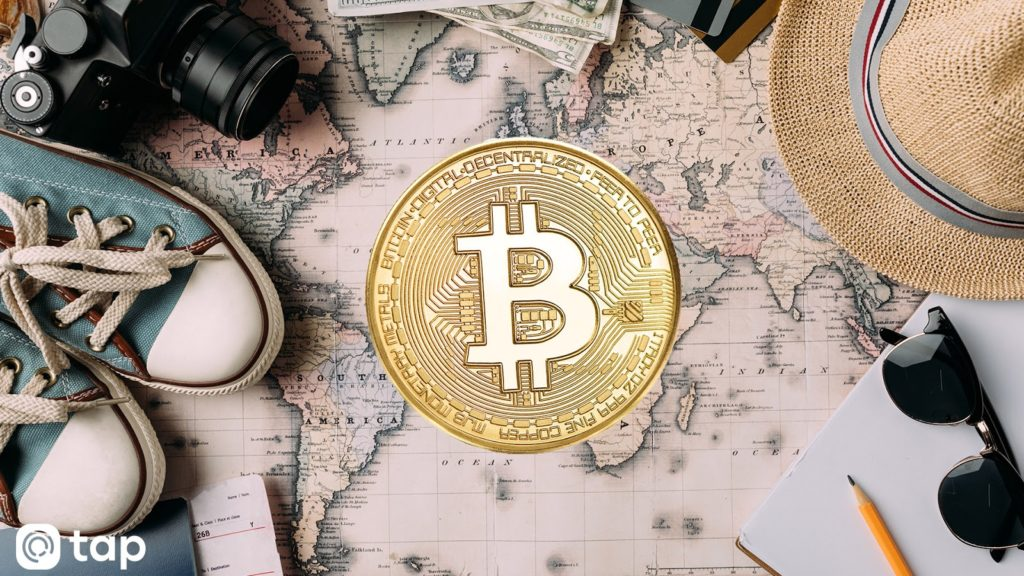 how crypto is easing international travel