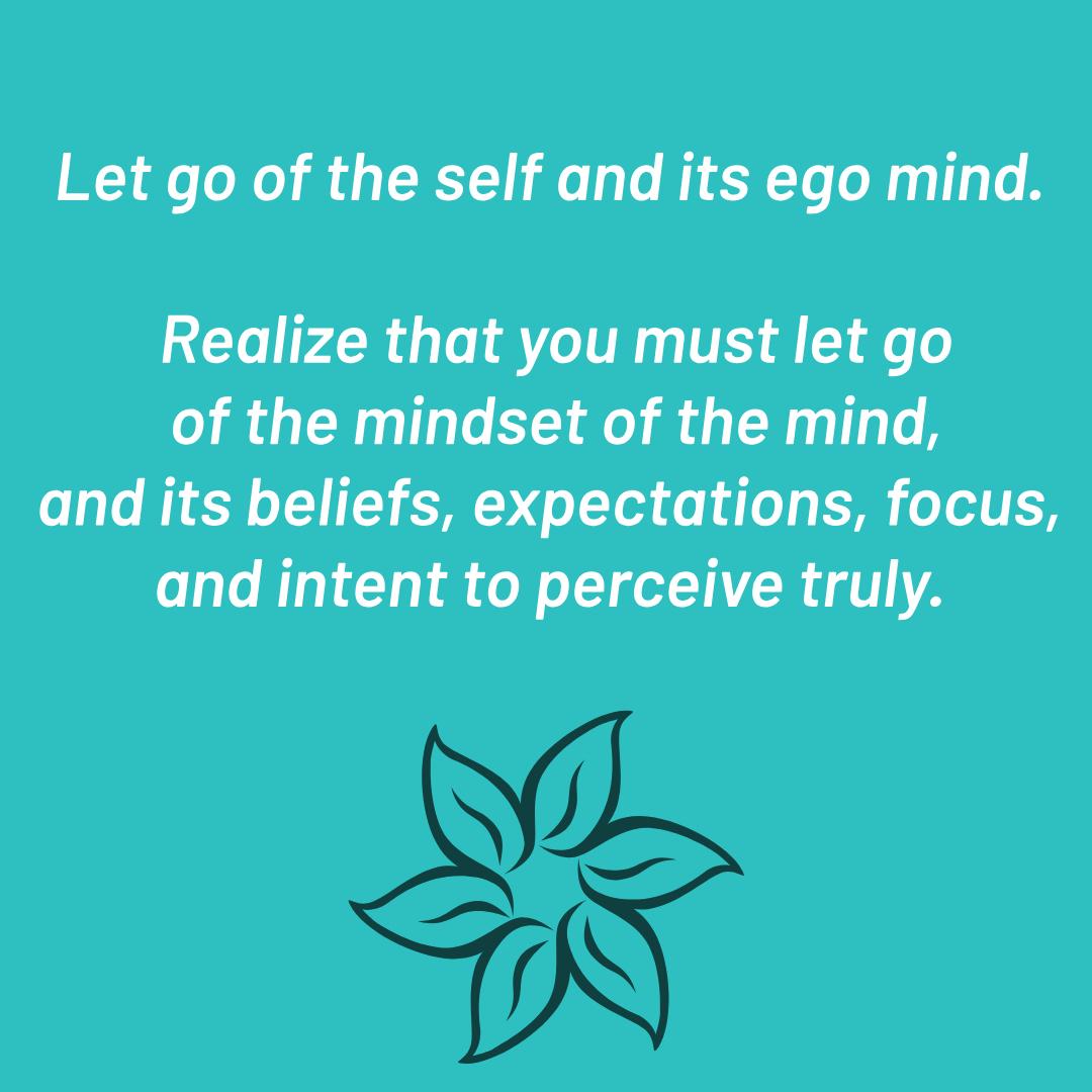 let go..in lucid dreaming