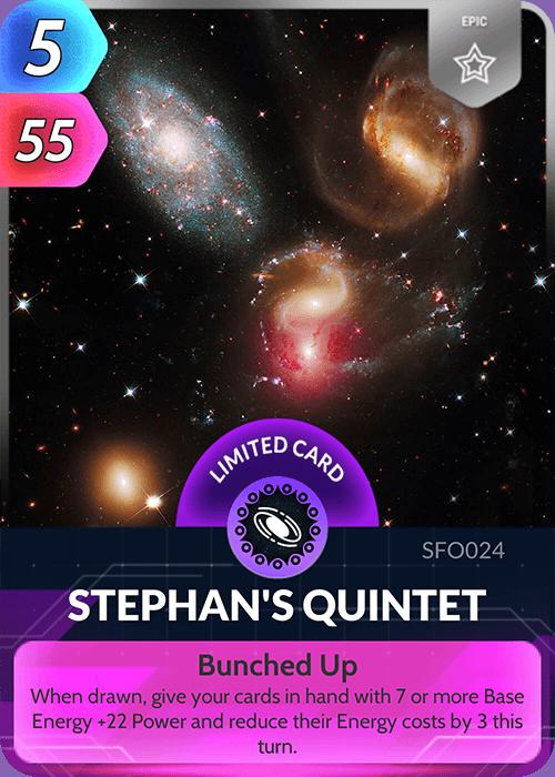 Stephan's Quintet