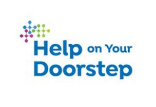 Help On Your Doorstep Logo