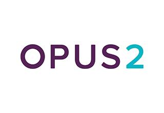 Opus2  Logo