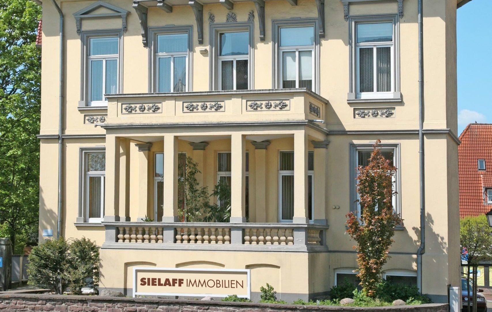 Sielaff Immobilien - Büro Hameln