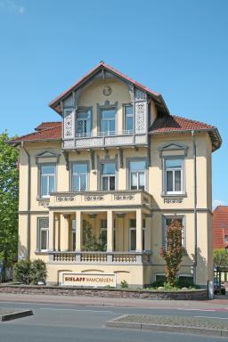 Immobilienmakler Hameln - Büro