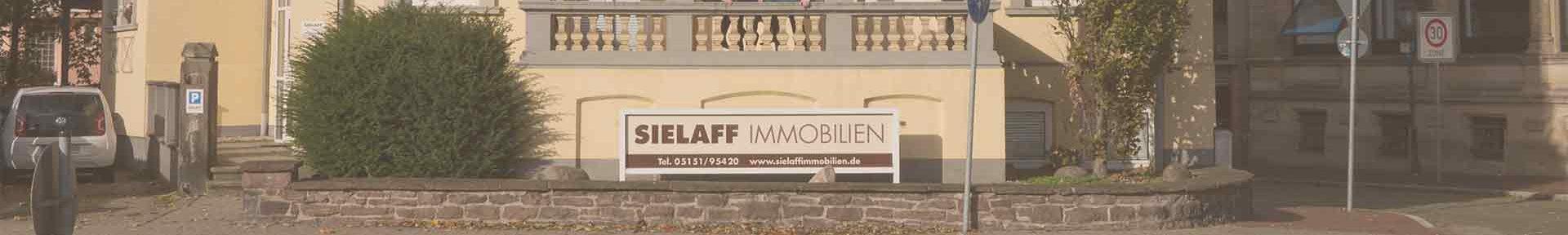 Sielaff Immobilien - Büroadresse