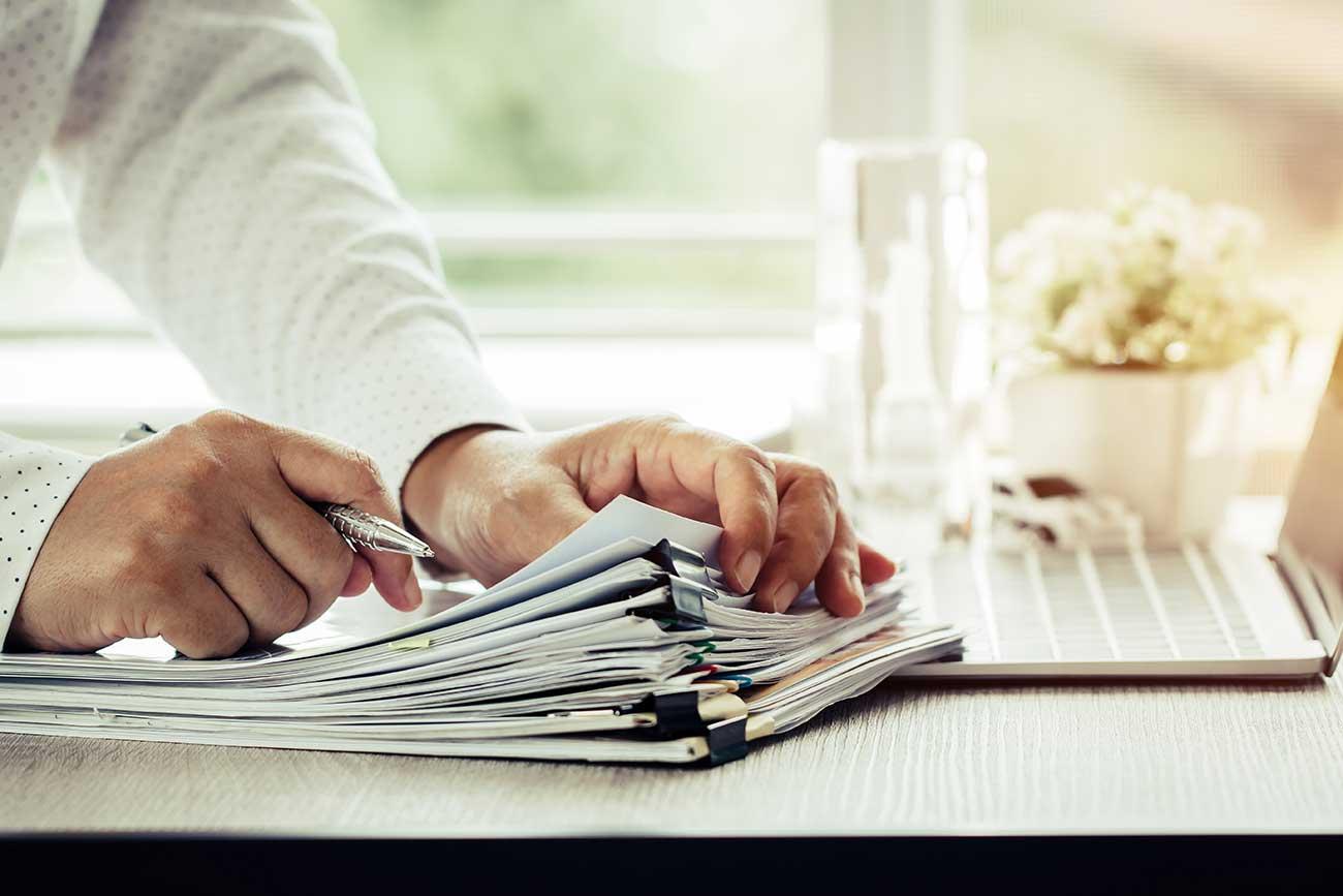 Unterlagen für den Immobilienverkauf: An alles gedacht?