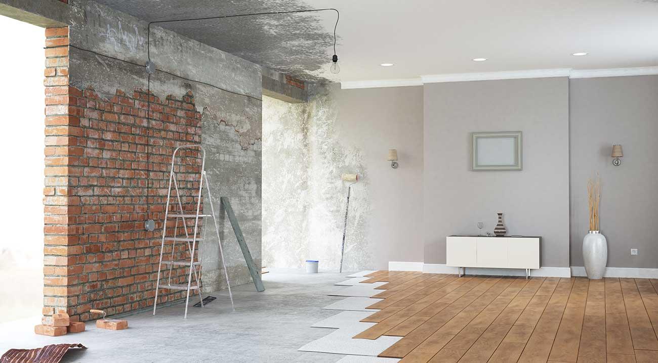 Umnutzung der Immobilie