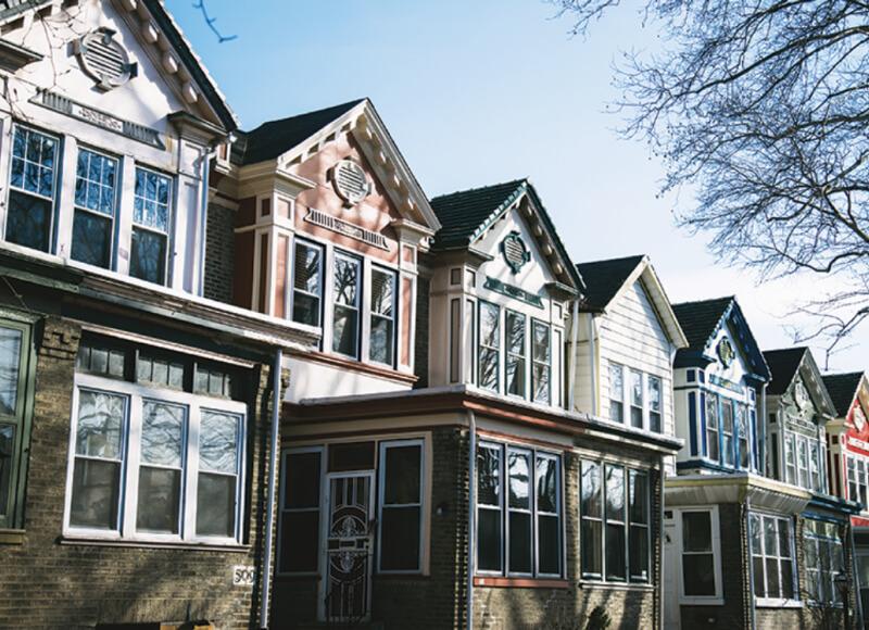 Фонд из 50+ индивидуальных жилых арендных домов в Филадельфии, Пенсильвания