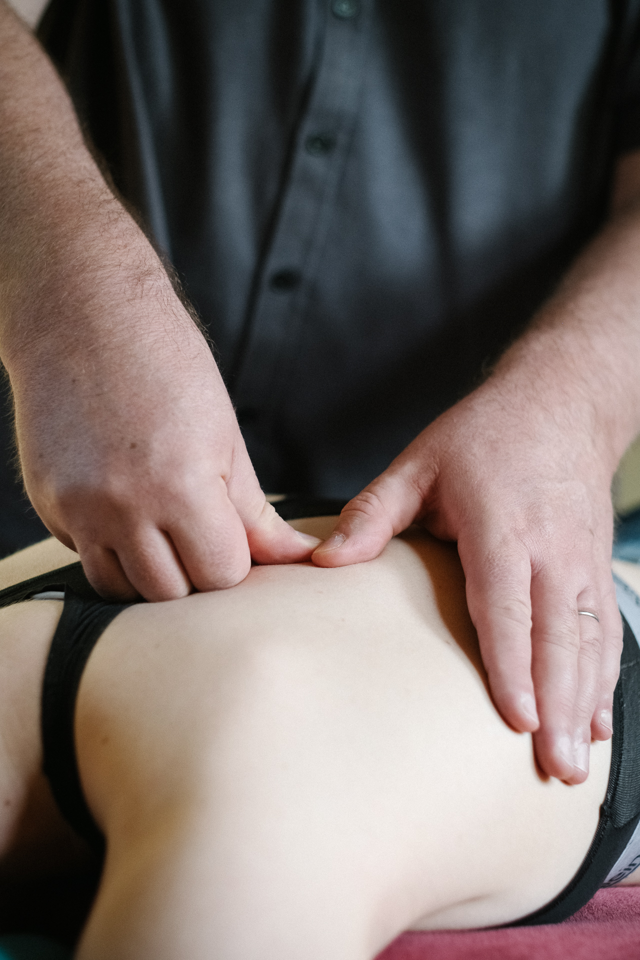 Ganzheitliche Physiotherapie in der Anwendung - 03