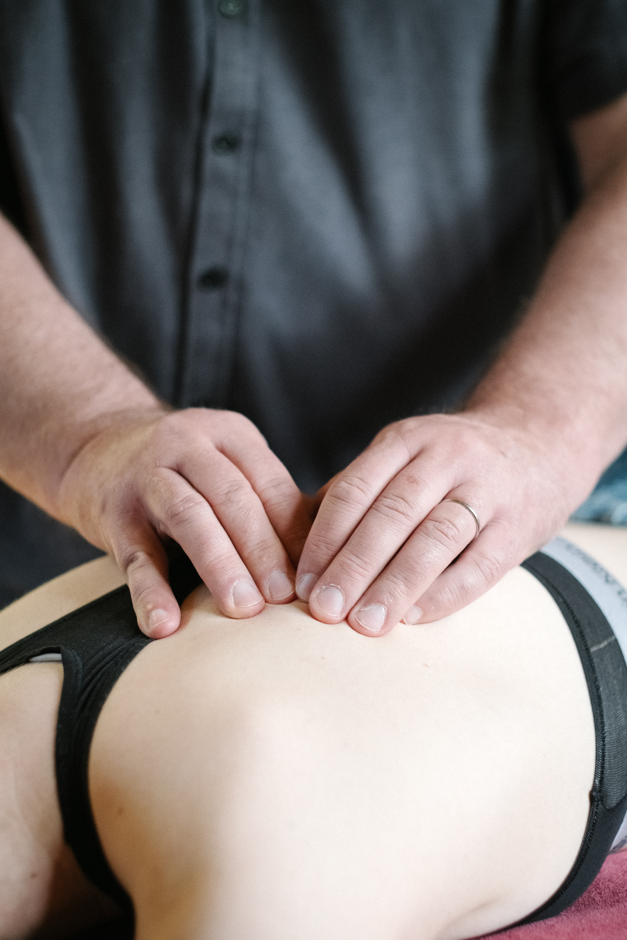Ganzheitliche Physiotherapie in der Anwendung - 02