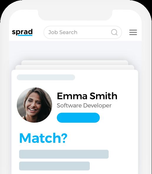 Employee Referral Tool Screenshot
