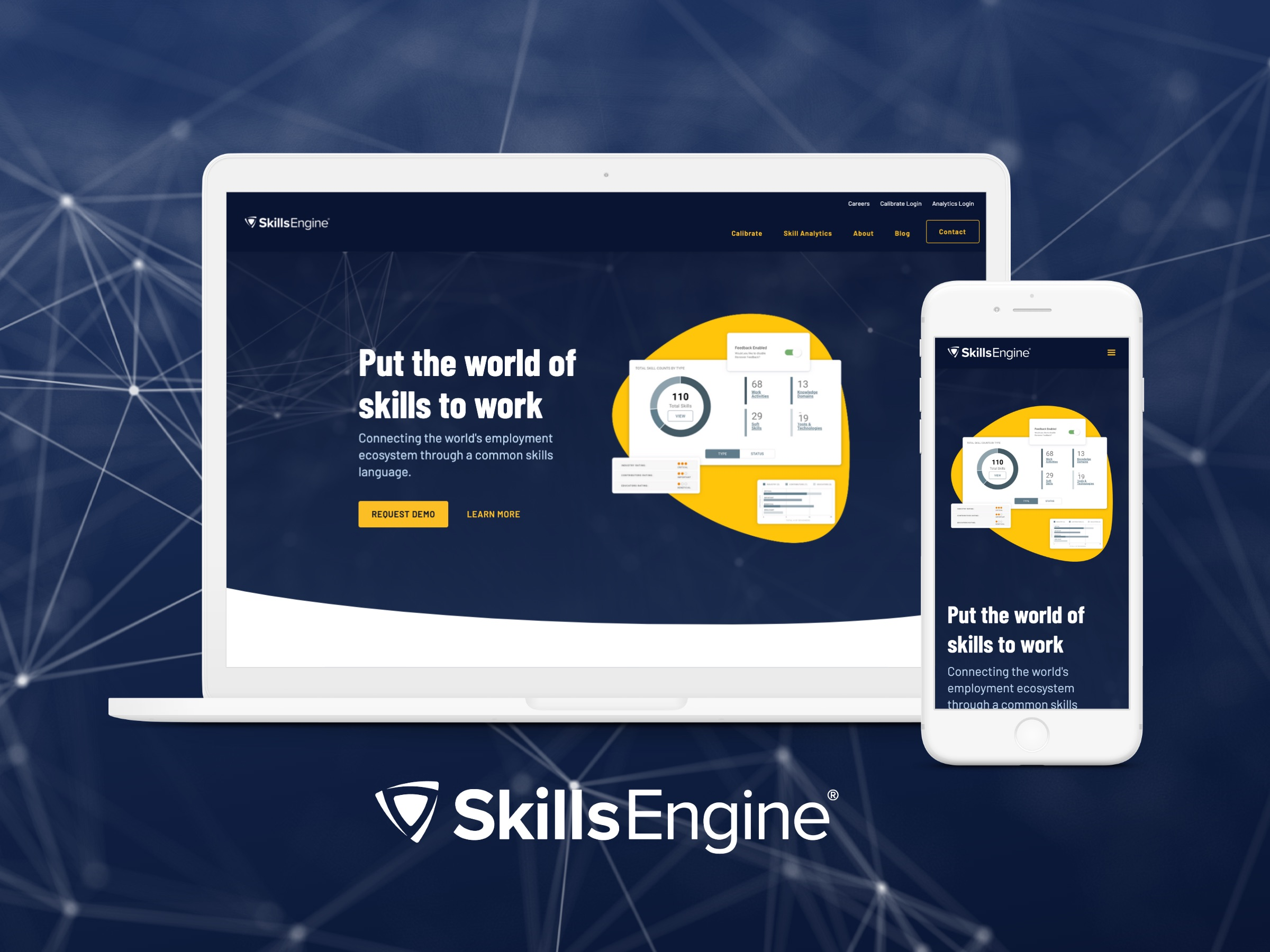 Welcome To Our New SkillsEngine Website!