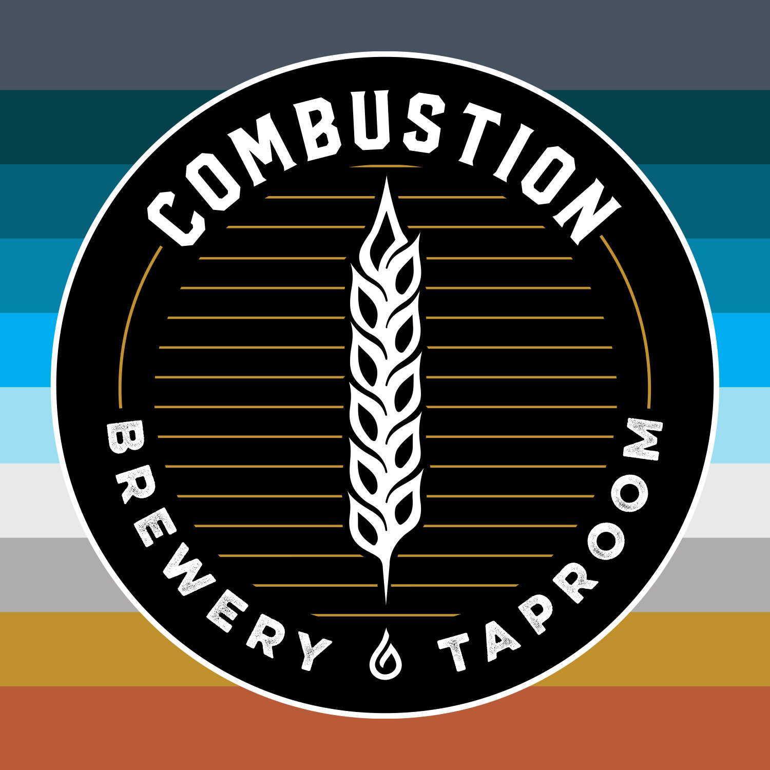 Combustion Brewing Logo