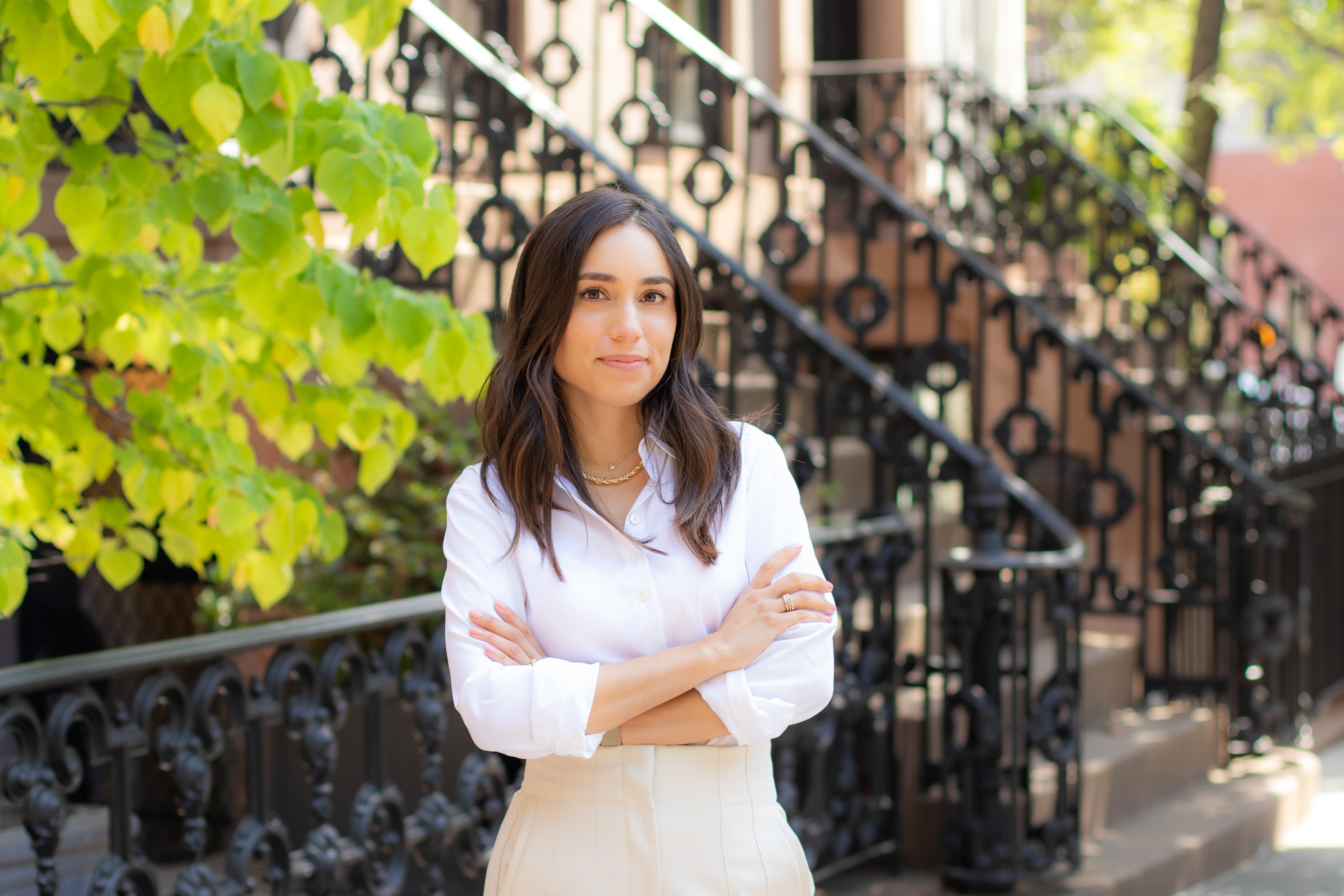 Portrait of Real Estate Agent Stephanie Betancourt