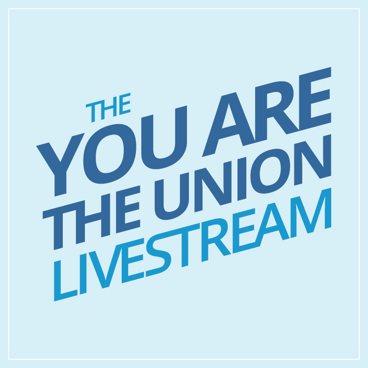 You Are The Union Logo